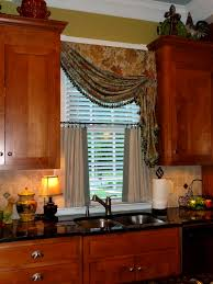 Funky Kitchen Ideas Furniture Engaging Kitchen Curtain Eas Diy Design Decor