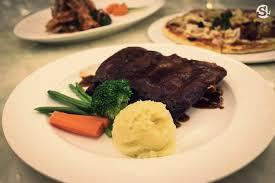 cuisine a la mode รวมร ปภาพของ ร ว ว the rome restaurant ชมโคลอสเซ ยมจำลอง ในบรรยากาศ