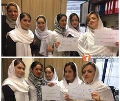 how a hashtag on wednesdays is fighting iran u0027s dress code for