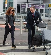 Julianne Moore Apartment - julianne moore can u0027t stop grinning as she jets out of london after