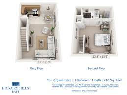 floor plans u2013 hickory hills east townhomes