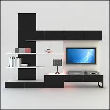 Best LCD TV Cabinets Design Images On Pinterest Living Room - Modern wall unit designs for living room