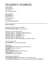 Verizon Resume