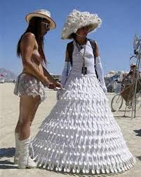 disgusting wedding dresses 22 awesomely bad wedding dresses smosh