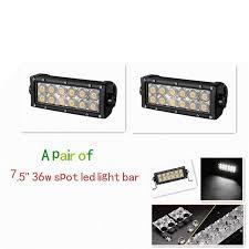 best construction work lights 8 best led light bar images on pinterest led light bars amazon