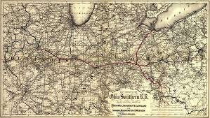 Illinois Railroad Map by Tag Archives Railroad