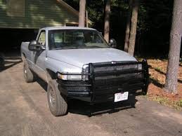 aftermarket bumper pic request diesel bombers