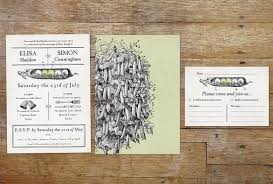 unique wedding invitations u0026 stationery vintage designs