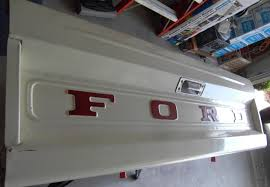 Vintage Ford Truck Tail Lights - vintage ford f100 f250 pickup truck tailgate 1964 1972 oem ford
