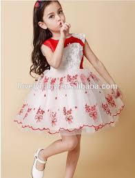 2015 uk sytle dress new fashion 2016 latest children dress design