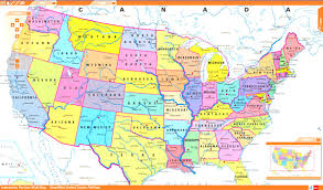 usa map usa map interactive my east coast of the united states free