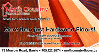 country wood floors in barrie on 705 722 3874 shopping