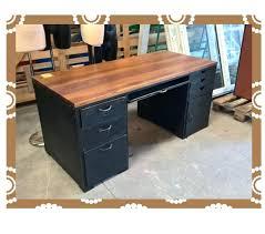 bureau bois et metal bureau bois et mactal bureau bois et metal nelemarien info