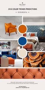 Orange And Blue Home Decor 951 Best Mood Board Images On Pinterest Color Trends Design