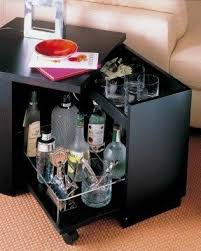mini bar table foter