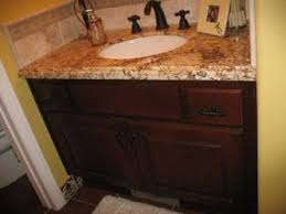 Reface Bathroom Cabinets by Cabinet Refacing Bathroom Remodel Countertops Pictures And Photos