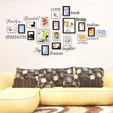 quote family joy family tree words wall sticker words wall decal joy smile blessing