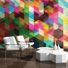children s feature walls geometrix wall mural large