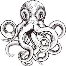 51 best classic octopus tattoo images on pinterest blue books