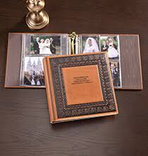 leather bound photo albums on exposures online