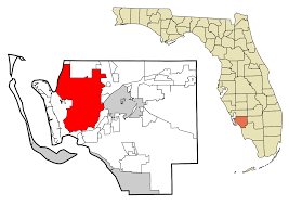 Coral Springs Florida Map by Cape Coral Florida Wikipedia