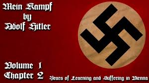 mein kampf volume 1 chapter 2 youtube