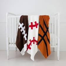 themed blankets baby blanket sports themed blanket babies and nursery