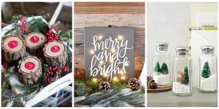 Home Decorating Ideas For Christmas 35 Diy Homemade Christmas Decorations Christmas Decor You Can Make