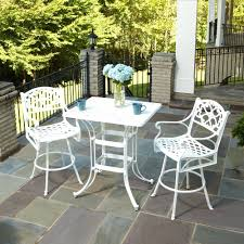 Outdoor Bistro Table Set Patio Ideas Small Bistro Patio Table And Chairs Image Of Outdoor