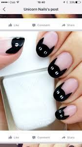 44 best nails cats images on pinterest cat nail art cat nails