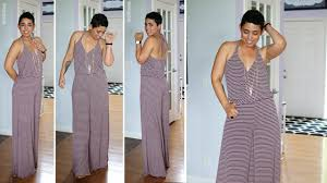 jumpsuit stitching pattern easy jumpsuit sew along youtube