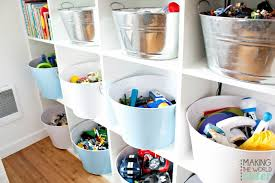 Kids Room Organization Storage by 16 Tricks To Organize Kid Rooms On A Budget