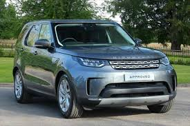 land rover discovery tdi land rover discovery diesel sw 2 0 sd4 hse 5dr auto for sale at