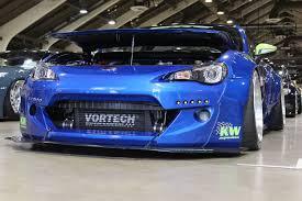 rocket bunny subaru autocon 2014 with vortech superchargers u2026 vortech superchargers u0027 blog