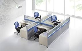 mobilier bureau modulaire cf cadre en aluminium de bureau modulaire poste de travail