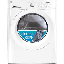 kenmore 41122 3 9 cu ft front load washer white