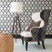 Zebra Accent Chair Lovely I Ll Chair This With You Animal Printing