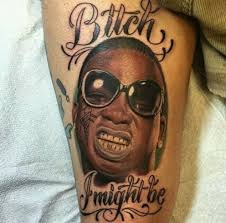 gucci mane tattoos