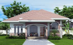 bungalow house designs 10 bungalow single story modern house with floor plans and