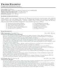 federal resume example federal resume template 10 free word excel