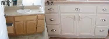 Painting Bathroom Vanity by White Painted Bathroom Vanity Tsc