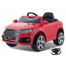 audi mini suv 12v audi q5 style mini suv with opening doors 179 95