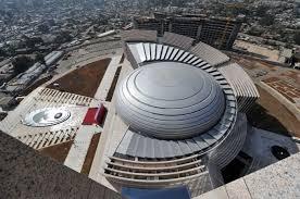 le siege de l ua photos inauguration du nouveau centre de conférence de l ua à addis