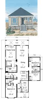 narrow cottage plans waterfront home plans narrow luxihome