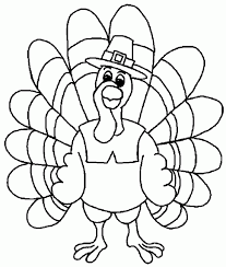 coloring pages fabulous a turkey for thanksgiving coloring pages