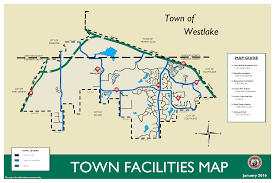 Map Of Denton County Westlake Tx Official Website Maps