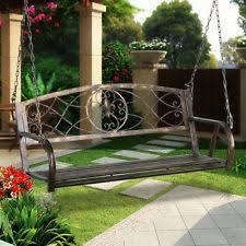 Patio Swing Chair by Porch Swing Ebay