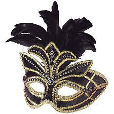 mardi gras mask with feathers cheap venetian mask feathers find venetian mask feathers deals on
