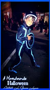 Uniquely Grace Tron U0026 Lightcycle Handmade Halloween Costume
