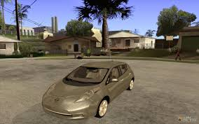 nissan leaf japanese to english 2011 nissan leaf for gta san andreas
